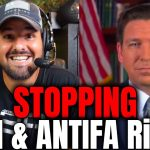 Florida is Getting Ready to STOP BLM and ANTIFA Riots!