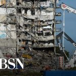 Search and rescue efforts paused at site of Florida building collapse over safety concerns