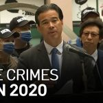 Hate Crimes Against Asians Doubled in California Last Year